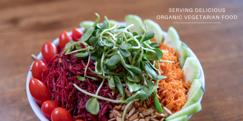 Dharmas Restaurant Natural Organic Vegetarian Food